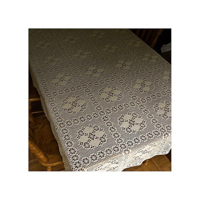The 108 Best Crochet Tablecloths Images On Pinterest Crochet