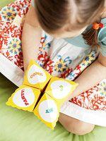 Creative Birthday Party Invitations: Child's Play (via Parents.com)