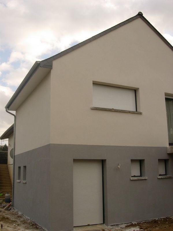 1000 id es sur le th me crepis facade sur pinterest platrerie constructeur - Couleur de crepis exterieur maison ...