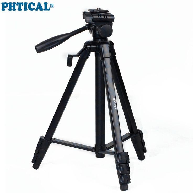 >> Click to Buy << PHTICAL 47-153cm Professional Fidget Spinner Tripod Monopod For Canon 70D Nikon SONY DSLR Digital Camera 4-Section Tripod Legs  #Affiliate