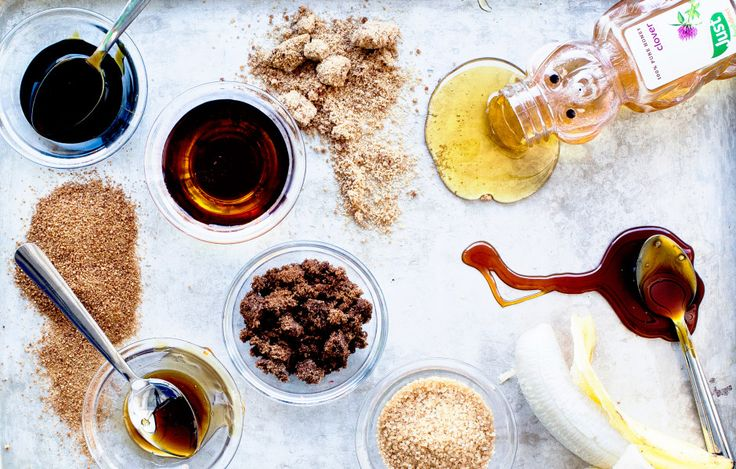 Everything you need to know about baking with less sugar and alternative sweeteners, like honey, maple syrup, and coconut sugar.