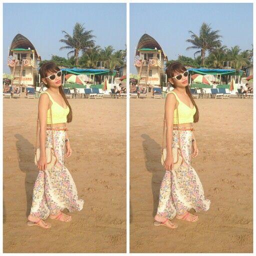 Beach style! Retro look