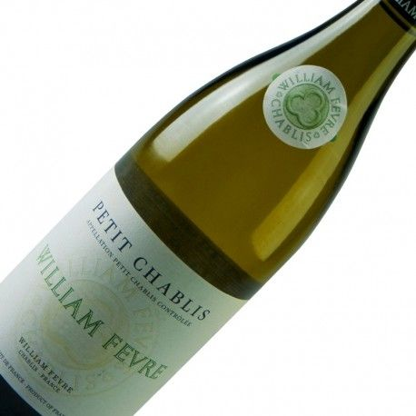 Petit Chablis William Fèvre Vin de Bourgogne blanc