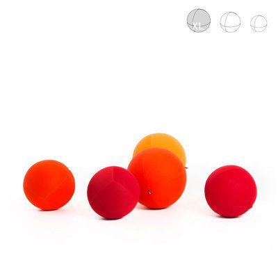 The Ball Single : une assise singulière, saine, dynamique et originale - design Lina Furniture, fabrication européenne.