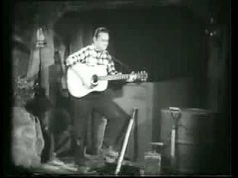 MERLE TRAVIS - Sixteen Tons Elliot if you see this I was wrong about the etiology of this song. Excellent video