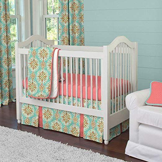 Aqua Crib Sets