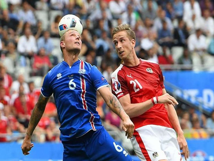 Eurocopa: Islandia se clasificó segundo del Grupo F y elimina a Austria y se medirá en octavos de final con Inglaterra de la Euro