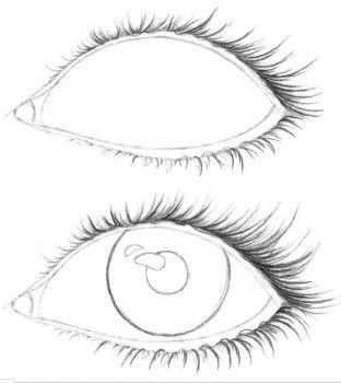 Augen Zeichnen-dekoking.com-3