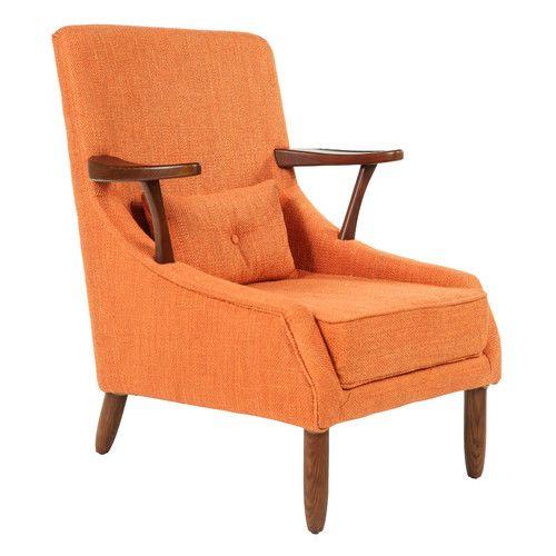 Found it at AllModern - Vejle Arm Chair