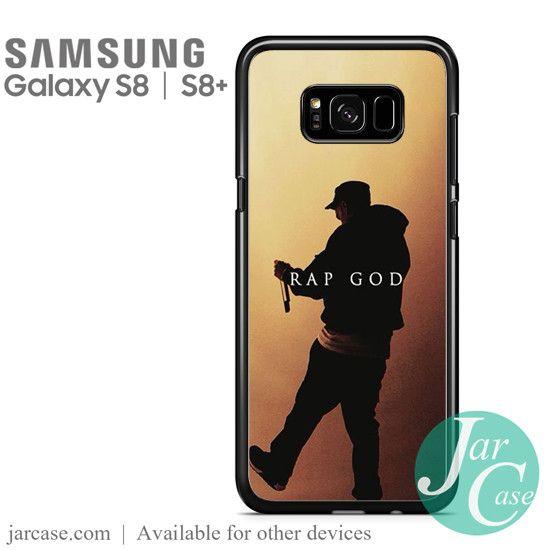 Eminem Rap God Phone Case for Samsung Galaxy S8 & S8 Plus