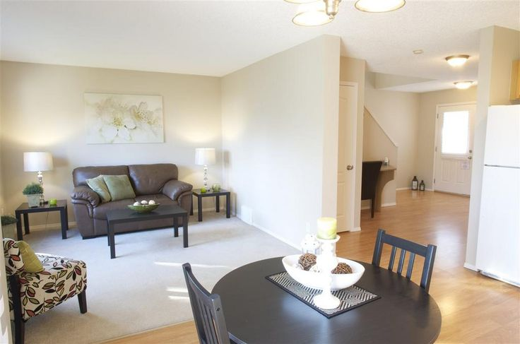 Fantastic 3 bed 2-storey duplex with attached garage in great location in Spruce Grove! Ready for Immediate Possession!