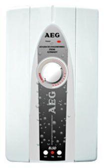 Проточный водонагреватель AEG BS 35E