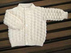 basta un filo........ lavori a maglia per bambini: GOLFINO PUNTO CANESTRO