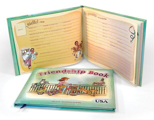 Friendship book (Facebook)