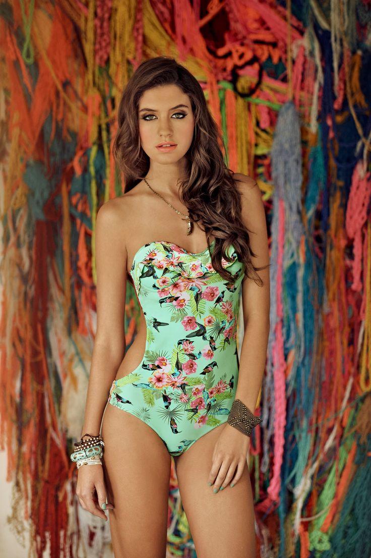 17 mejores im genes sobre vestidos de ba o swimwear en - Mejor calefactor para bano ...