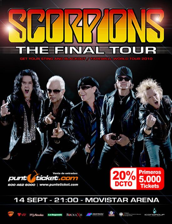 Scorpions' Matthias Jabs Says the Band Will Continue