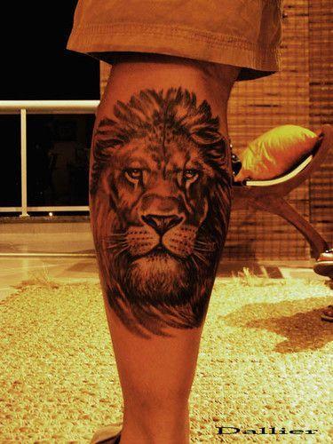tatuagens de leao na costela - Pesquisa Google