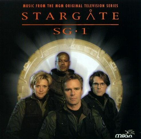 Stargate SG-1 soundtrack - The Stargate SG-1 soundtrack is a one-disk collection of twelve tracks, composed by David Arnold and Joel Goldsmith, from Stargate SG-1. It was released on November 25, 1997.