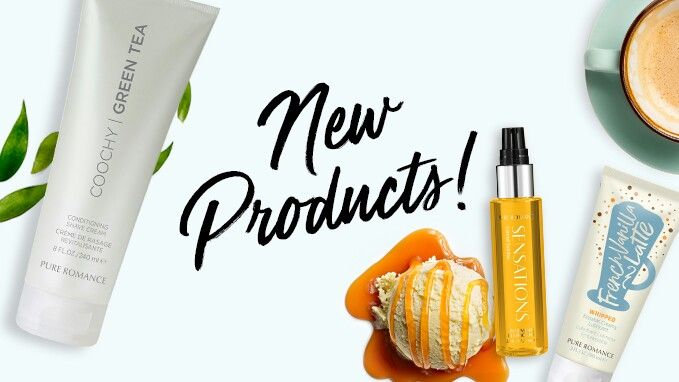 New Pure Romance products!! Www.TheSuperFunPartyMom.com