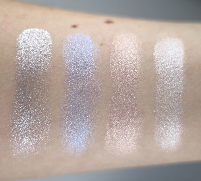Sleek Highlighter Midas Touch swatch