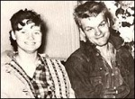 Charles Starkweather and Caril Ann Fugate--I always believed she was guilty and never could think of a reason for him to lie[??]