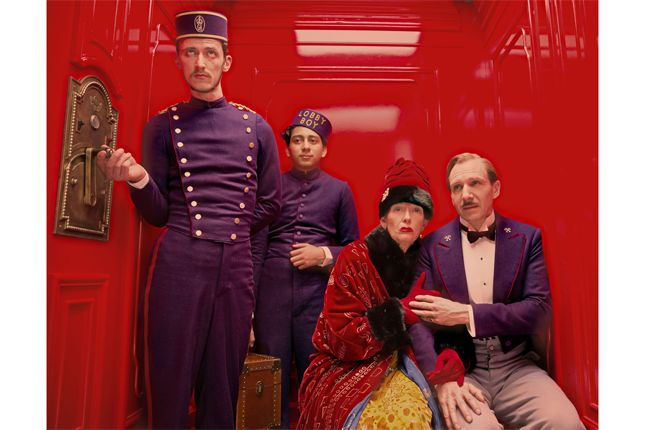 Behind the Fashion in 'The Grand Budapest Hotel'. Costume Designer Milena Canonero takes us inside Wes Anderson's Latest Flick. by Vanity Fair. (2015 Oscar Nomination for Costume Design Milena Canonero)