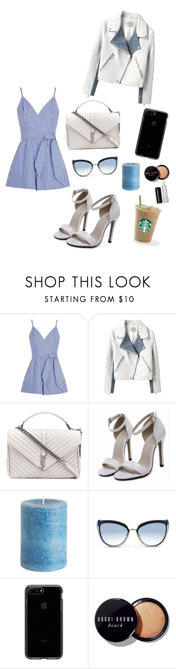 """""""1-60"""" by cbbh on Polyvore featuring moda, Finders Keepers, Acne Studios, Yves Saint Laurent, Pier 1 Imports, Karl Lagerfeld, Bobbi Brown Cosmetics e Marc Jacobs"""