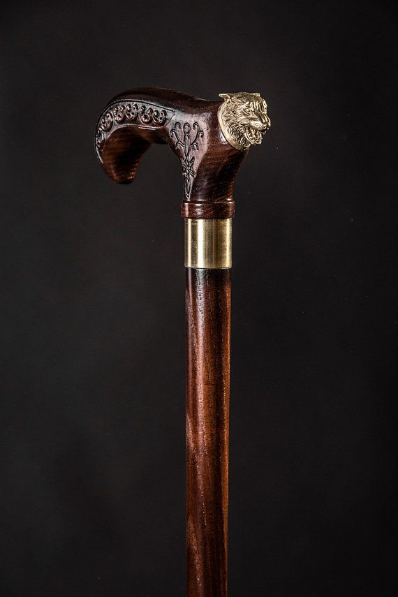 Without Handle Brass /& Wood Black /& Red Small Design Stick Cane Replica Men Gift