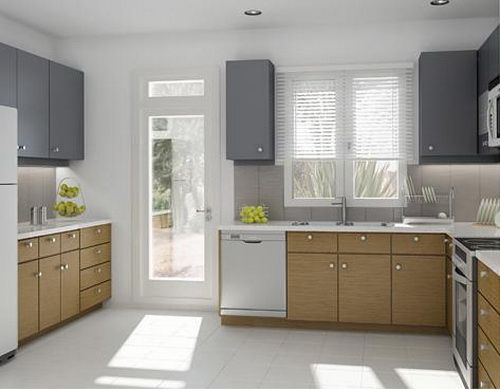 Kitchen Cabinets Unfinished Kitchen Cabinets And Diy Kitchen Cabinet