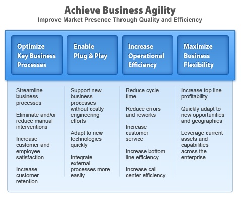 Agile Quality & Efficiency: Scrum Projects, Business Agility, Agility Quality, Agility Projects Management