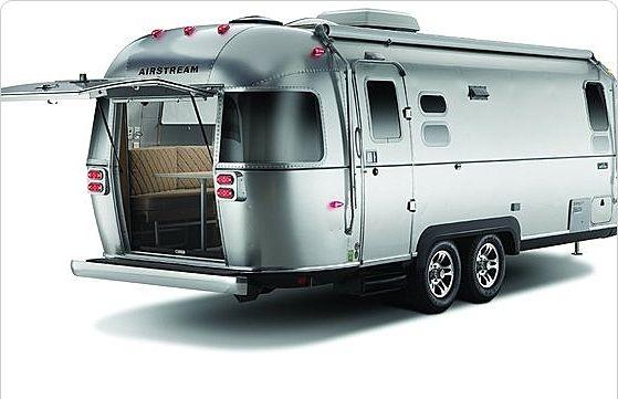 eddie bauer airstream travel trailer camper camping rv. Black Bedroom Furniture Sets. Home Design Ideas
