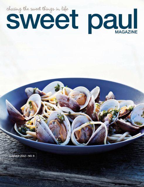 Sweet Paul Magazine - Summer 2012 - Page 1