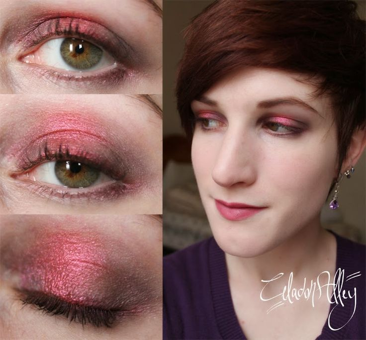 Indie FOTD With Hello Waffle Cosmetics Hisster Prynne and Detrivore Cosmetics Livor Mortis