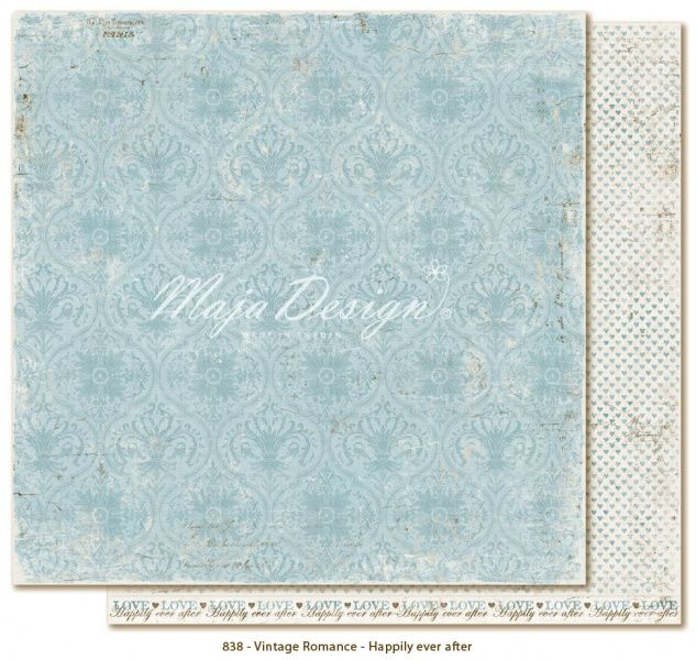 Vintage Romance - Happily ever after