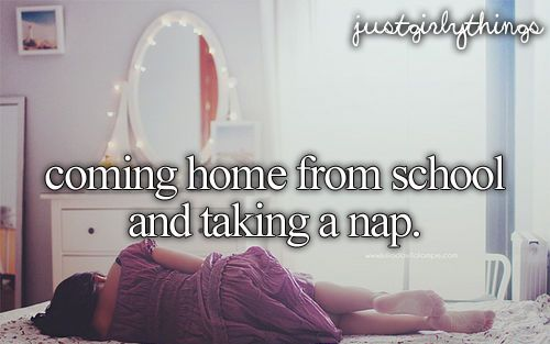 I'm wishing to have time for naps, homeworks take too much time!