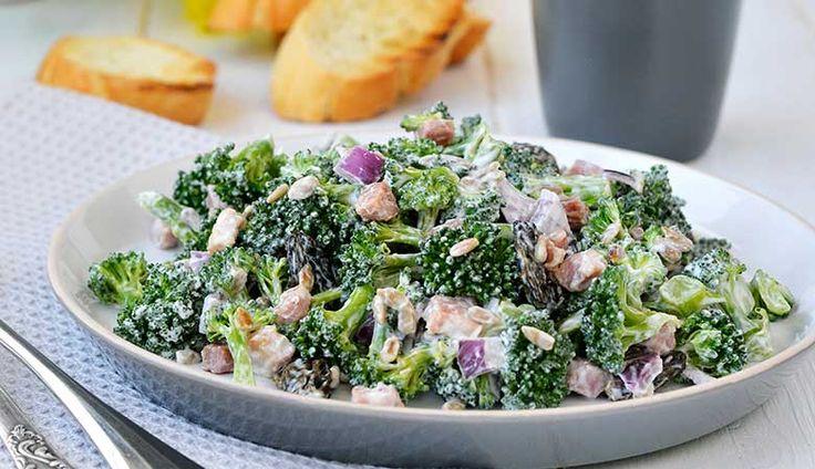 Margretes brokkolisalat