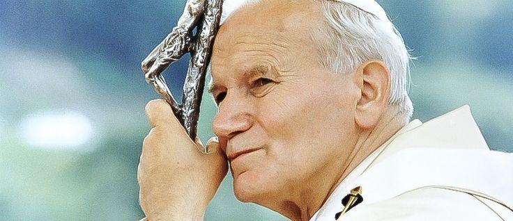 Cud który dział się w Polsce i dzieje nadal – Jan Paweł II – dar nieba. Maryja mówi, że to Jej papież – maryjny- to Ona go wychowywała i prowadziła.