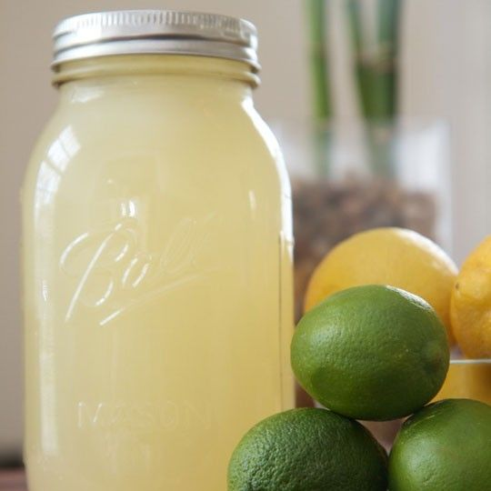 Make Your Own Electrolyte Energy Drink | Everyday Roots