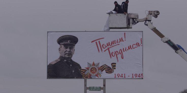 Путин хоронит Сталина. Ко дню рождения советского вождя