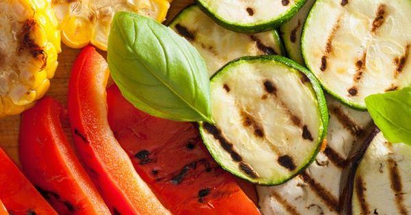 Kies voor een vegetarische barbecue en verras je smaakpapillen!
