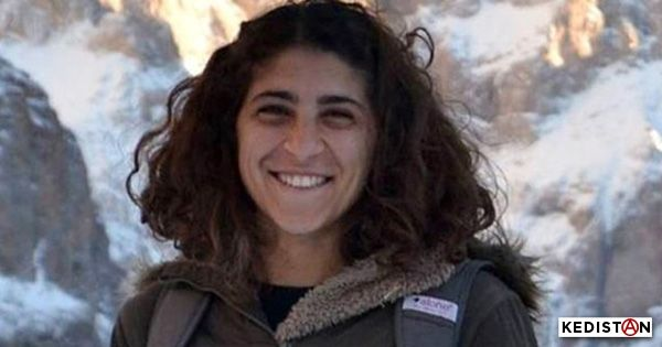 Şermin Soydan, journaliste de l'agence d'information DIHA en prison depuis le 14 mai, risque la perpétuité pour son activité professionnelle.