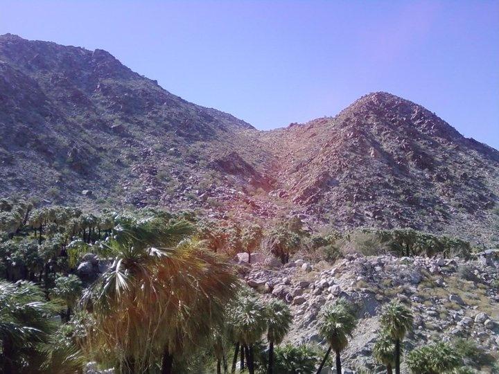 Cañon de Guadalupe BC Mexico