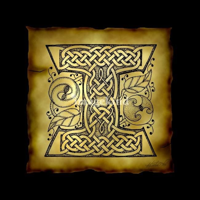 17 Best Images About Celtic Calligraphy On Pinterest