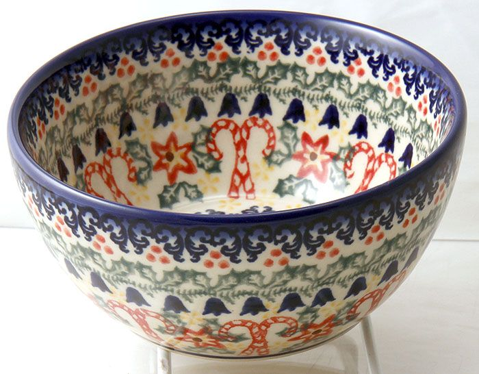 Polish Pottery Handmade Polish Pottery Holiday Pieces & 292 best polish pottery images on Pinterest | Polish pottery ...