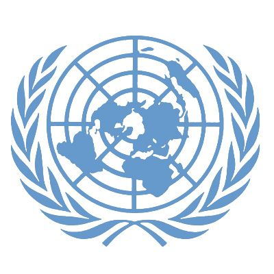 The UN is a representative of Globalization because they are a world wide organization that works towards making the world a better place by dealing with world conflict.
