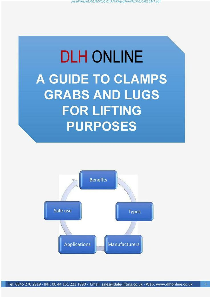 Essential guide to clamps and grabs for lifting purposes