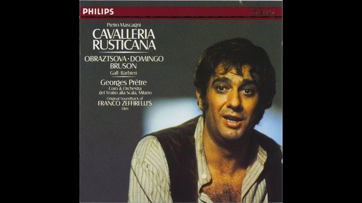"""Pietro Mascagni """"Cavaleria Rusticana"""""""