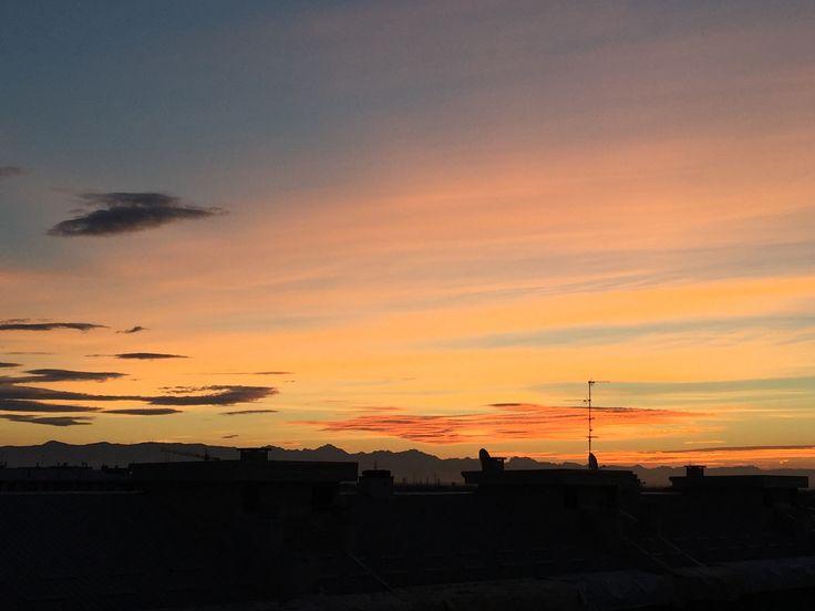 July 27, 2017 05,49 #sunrise #today #sestosangiovanni