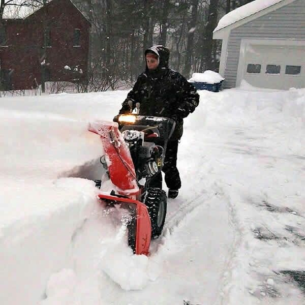 """Ariens 921037 Deluxe 28+ 28"""" 291cc Two-Stage Snow Blower www.snowblowersdirect.com600 × 600Search by image SnowBlower Blizzard Review 600"""