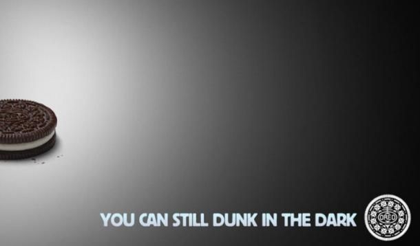 Oreo Scores Touchdown With Best Ad Of Super Bowl 2013